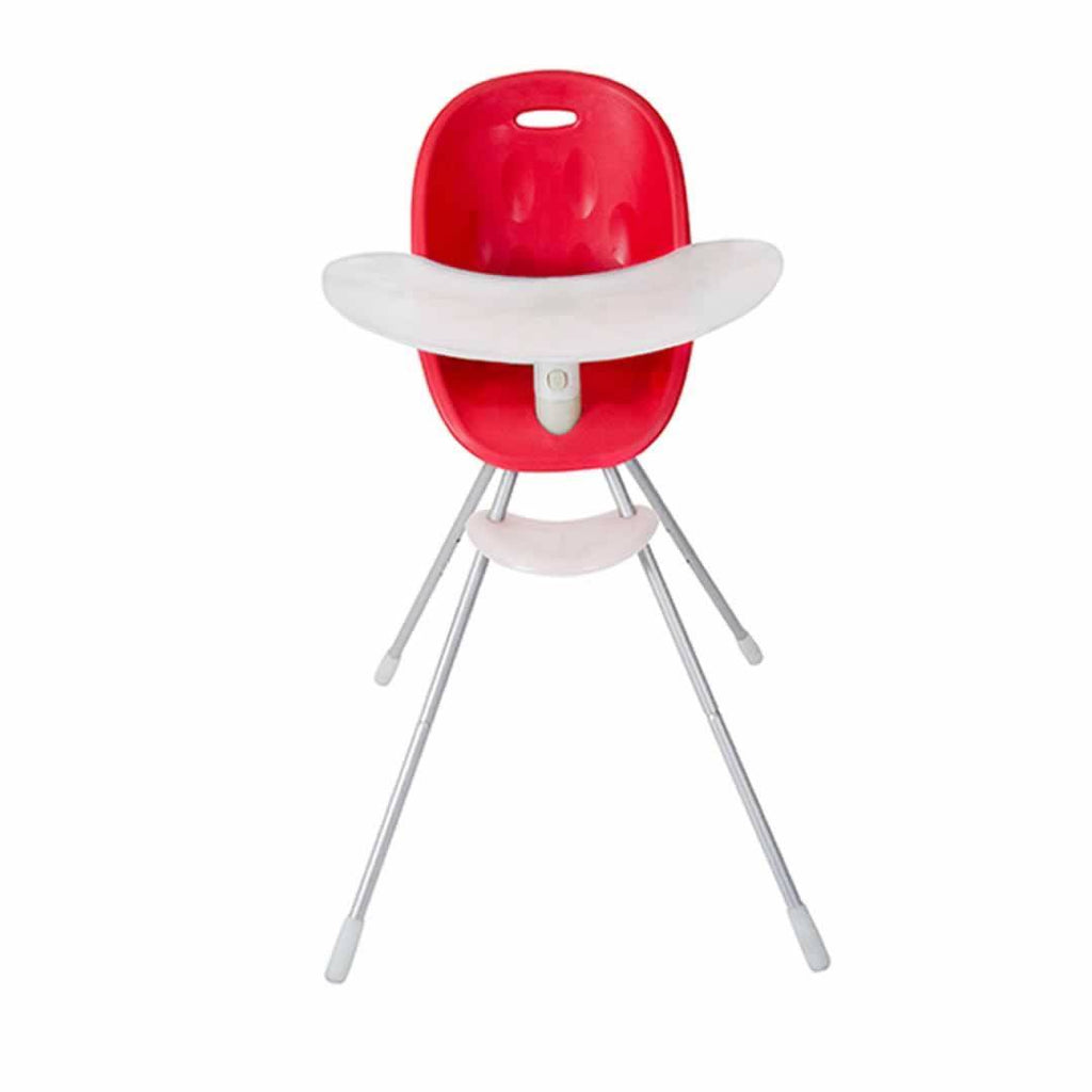 Phil & Teds Poppy High Chair in Cranberry