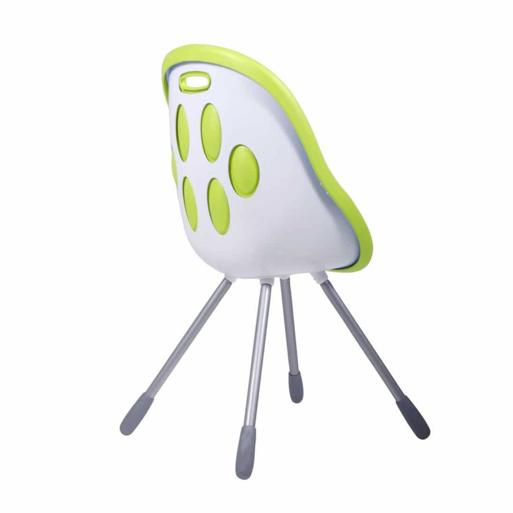 Phil & Teds Poppy High Chair - Lime Back