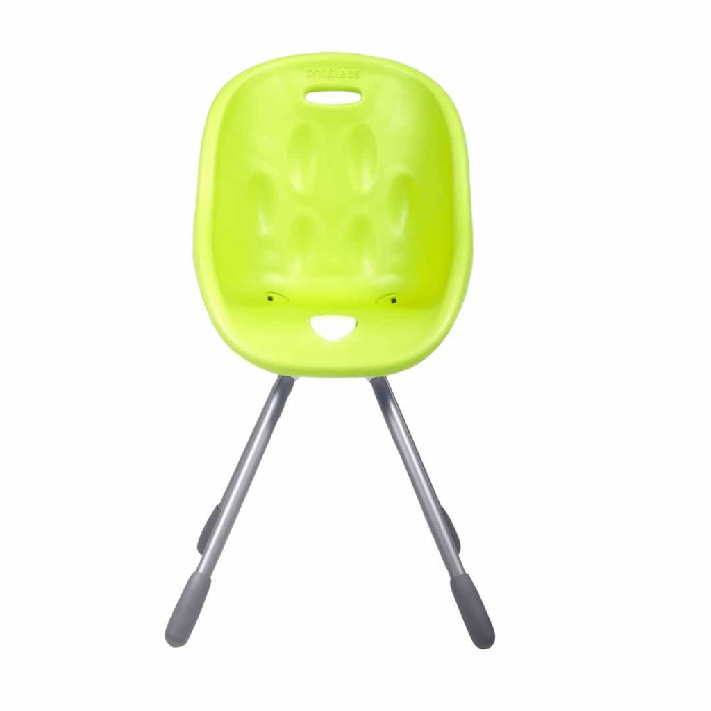 Phil & Teds Poppy High Chair - Lime Front