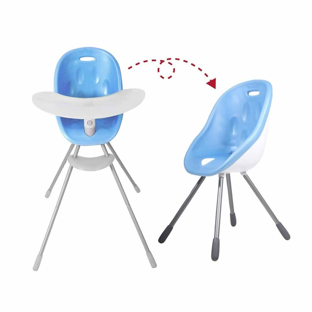 Phil & Teds Poppy High Chair in Bubblegum