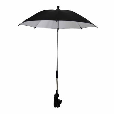 Phil & Teds Shade Stick Umbrella - Black-Parasols- Natural Baby Shower