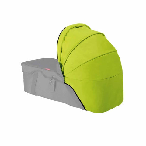 Phil & Teds Snug Carrycot Sunhood - Apple Green - Carrycots - Natural Baby Shower