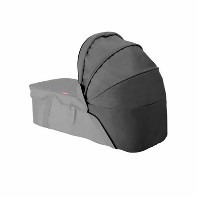 Phil & Teds Snug Carrycot Sunhood - Charcoal-Carrycots- Natural Baby Shower