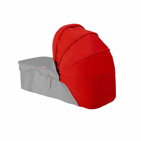 Phil & Teds Snug Carrycot Sunhood in Cherry