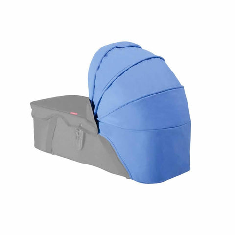 Phil & Teds Snug Carrycot Sunhood - Light Blue - Carrycots - Natural Baby Shower