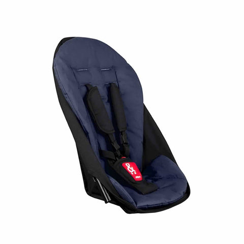 Phil & Teds Sport Double Kit - Midnight-Stroller Seats- Natural Baby Shower