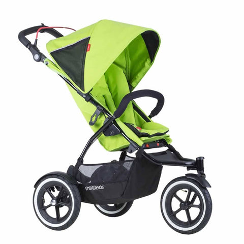 Phil & Teds Sport Pushchair - Apple - Strollers - Natural Baby Shower