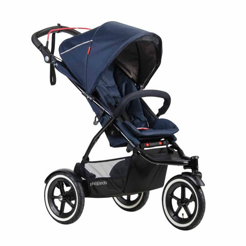 Phil & Teds Sport Pushchair - Midnight - Strollers - Natural Baby Shower