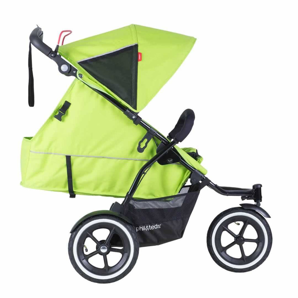 Phil & Teds Sport Pushchair in Apple