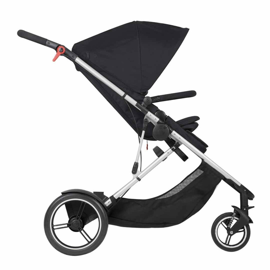 Phil & Teds Voyager Pushchair Black