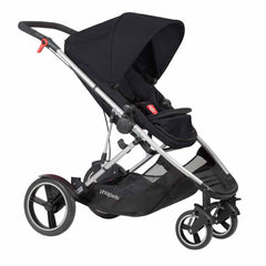 Phil & Teds Voyager Pushchair in Black
