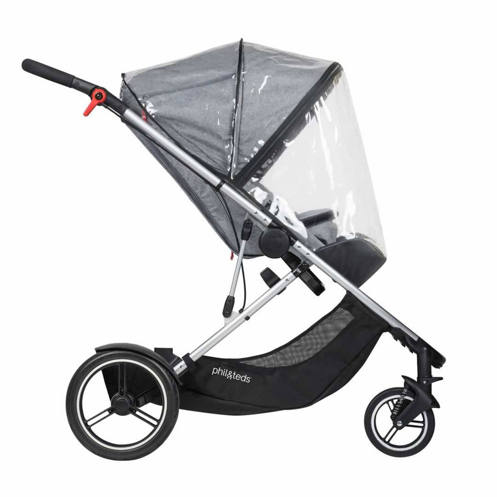 Phil & Teds Voyager Storm Cover - Raincovers - Natural Baby Shower