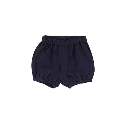 Pigeon Organics Bloomers - Navy-Shorts- Natural Baby Shower