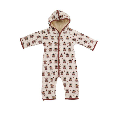 Pigeon Organics Snugglesuit - Inuit - Spice-Rompers- Natural Baby Shower