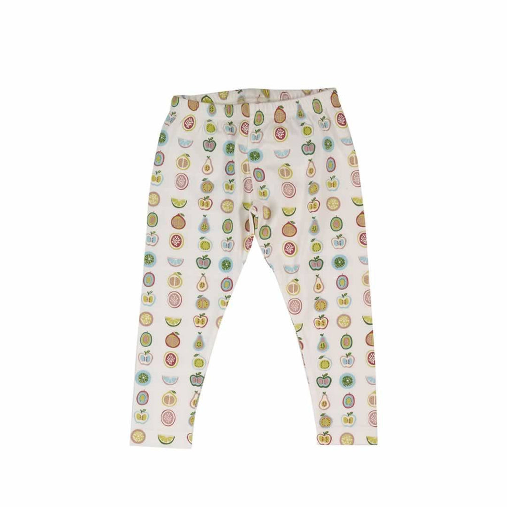 Pigeon Organics Leggings in Fruit Print