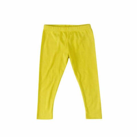 Pigeon Organics Leggings - Yellow - Trousers & Leggings - Natural Baby Shower