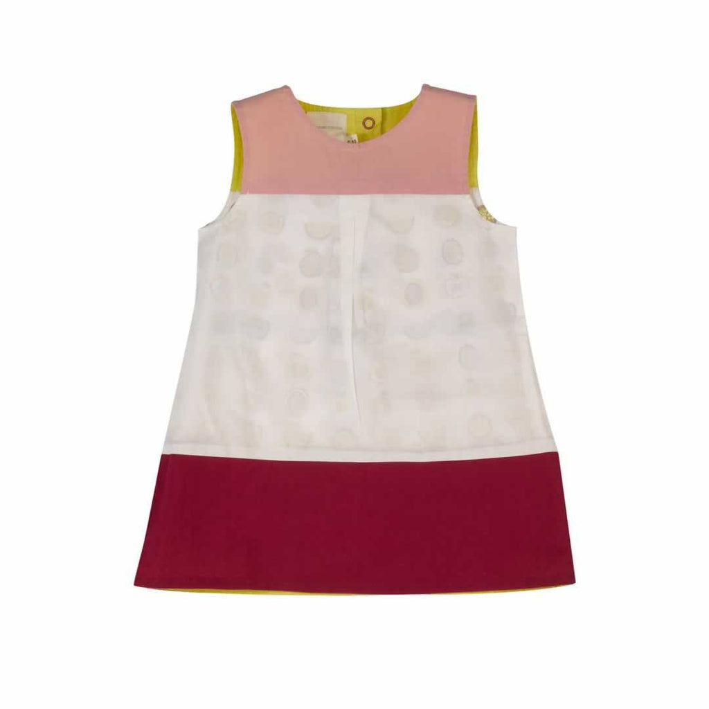 Pigeon Organics Reversible Shift Dress Fruit
