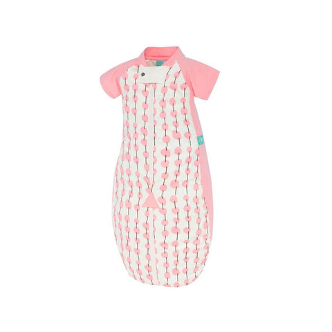 ergoPouch Sleep Suit Bag - 2-12m - TOG 1.0 - Pink Cherry