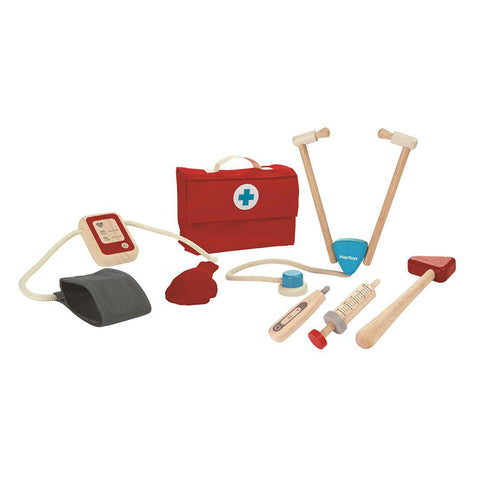 Plan Toys Doctor Set-Play Sets- Natural Baby Shower