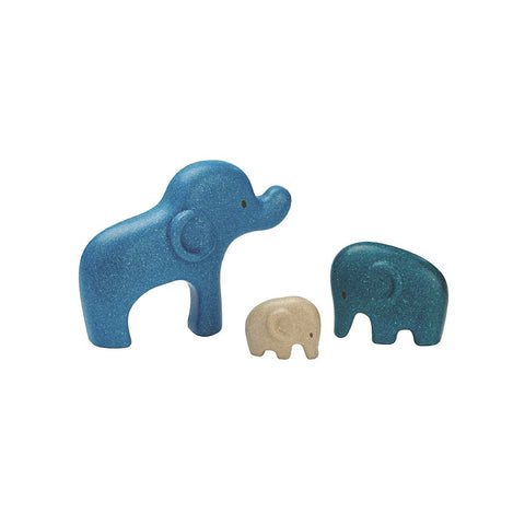 Plan Toys Elephant Puzzle-Puzzles- Natural Baby Shower