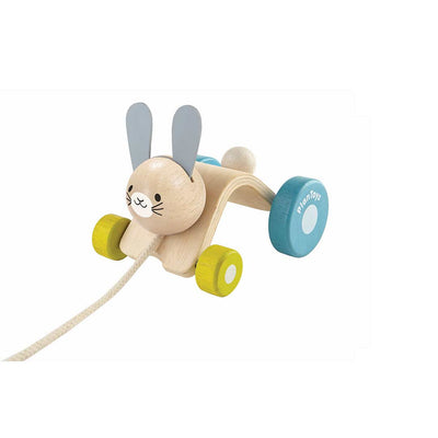 Plan Toys Hopping Rabbit-Baby Walkers- Natural Baby Shower