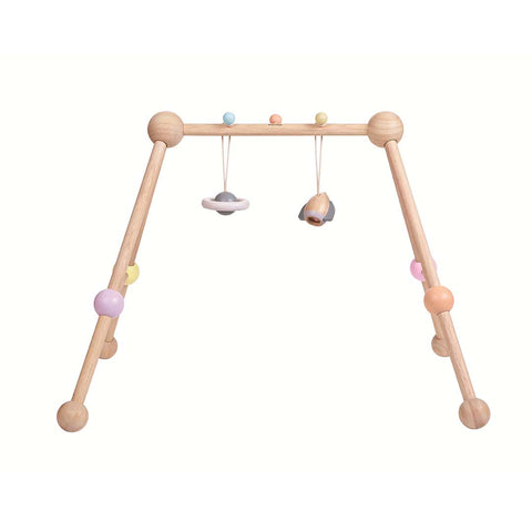 Plan Toys Play Gym - A Touch of Pastel-Baby Gyms- Natural Baby Shower