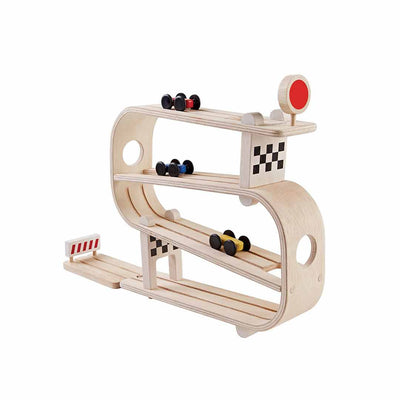 Plan Toys Ramp Racer-Play Sets- Natural Baby Shower