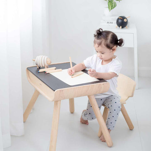 Plan Toys Table & Chair 2