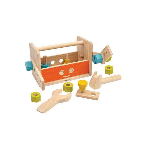 Plan Toys Tool Box-Play Sets- Natural Baby Shower
