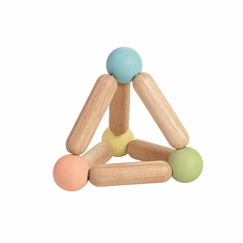 Plan Toys Triangle Clutching Toy 1