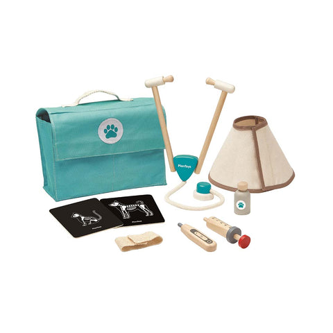 Plan Toys Vet Set-Play Sets- Natural Baby Shower