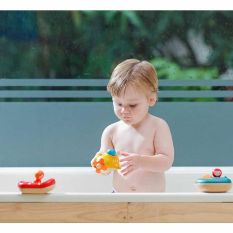 Plan Toys Submarine-Bath Toys- Natural Baby Shower