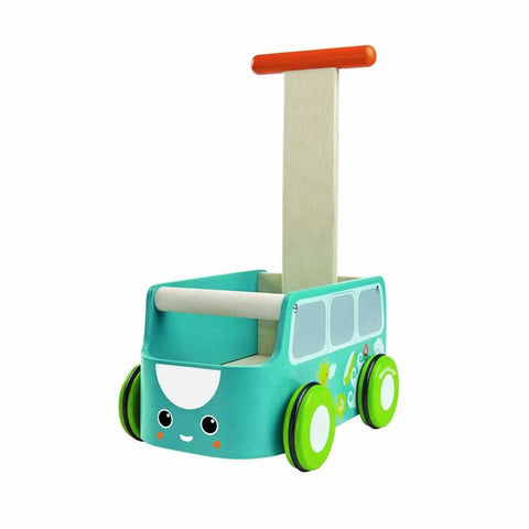 Plan Toys Van Walker - Blue - Baby Walkers - Natural Baby Shower