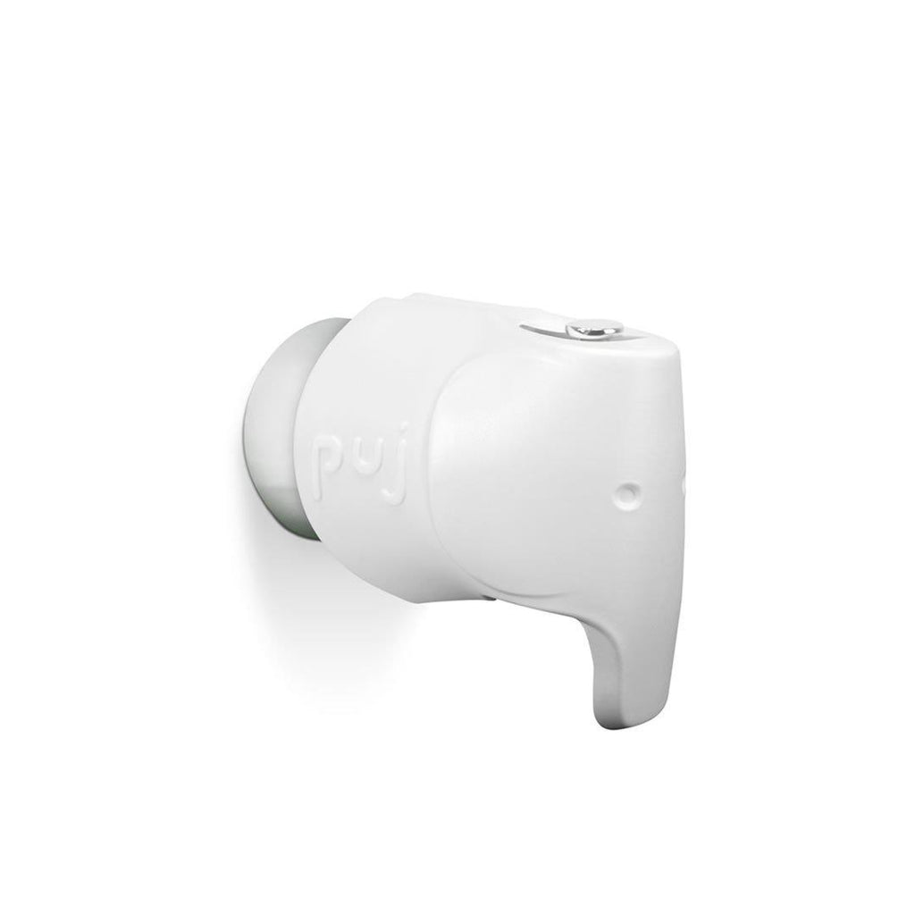 Puj Snug Tap Cover in White