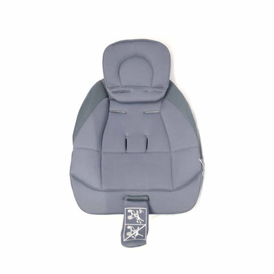 Quinny Hubb From Birth Cushion Set - Graphite-Stroller Seats- Natural Baby Shower