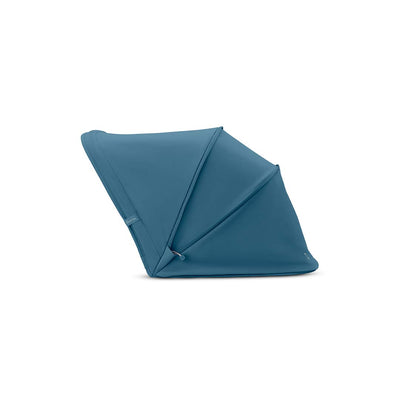 Quinny Hubb Sun Canopy - Blue Coral-Sun Covers- Natural Baby Shower