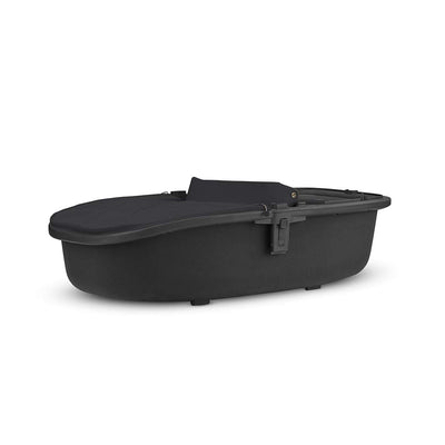 Quinny Hux Carrycot - Black on Black-Carrycots- Natural Baby Shower