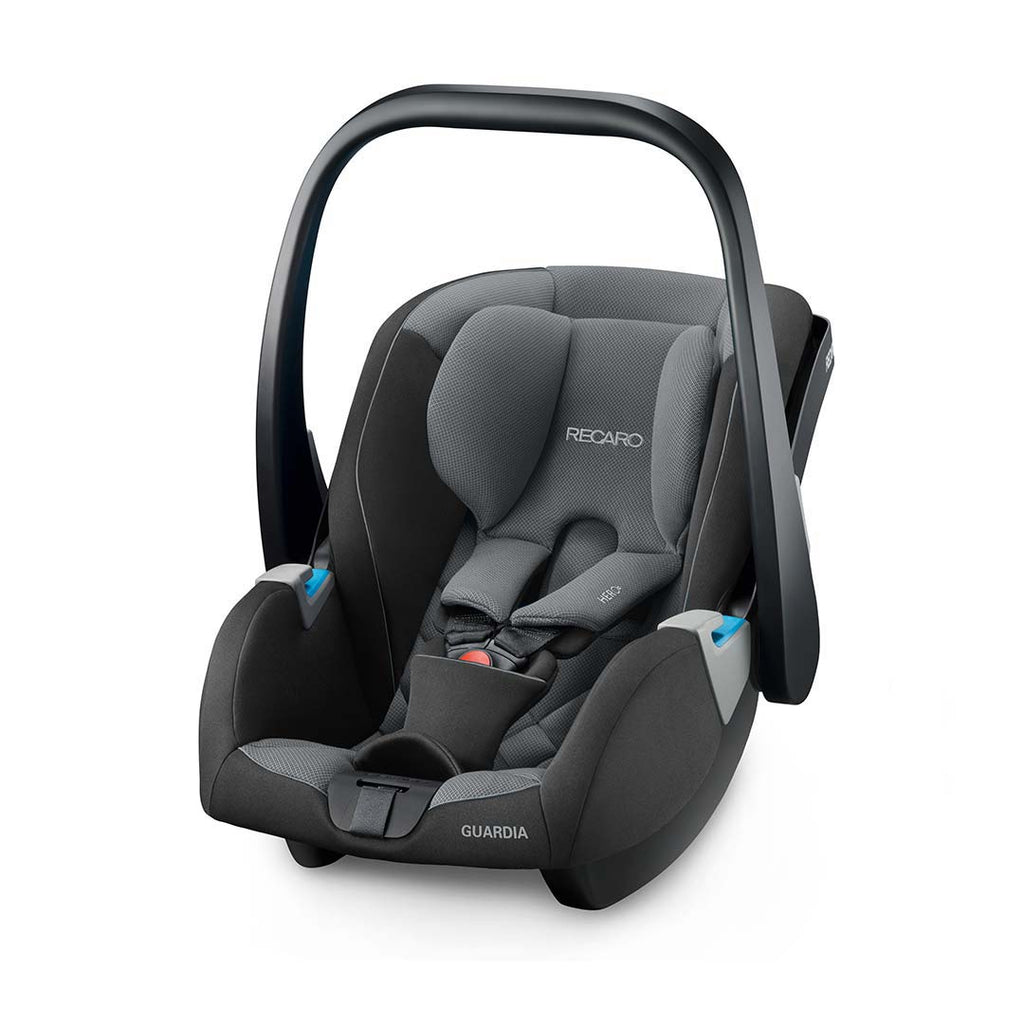 RECARO Guardia Car Seat - Carbon Black-Car Seats- Natural Baby Shower