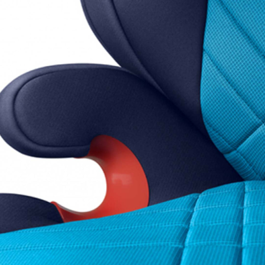 RECARO Monza Nova 2 Seatfix Car Seat - Xenon Blue Safety Belt