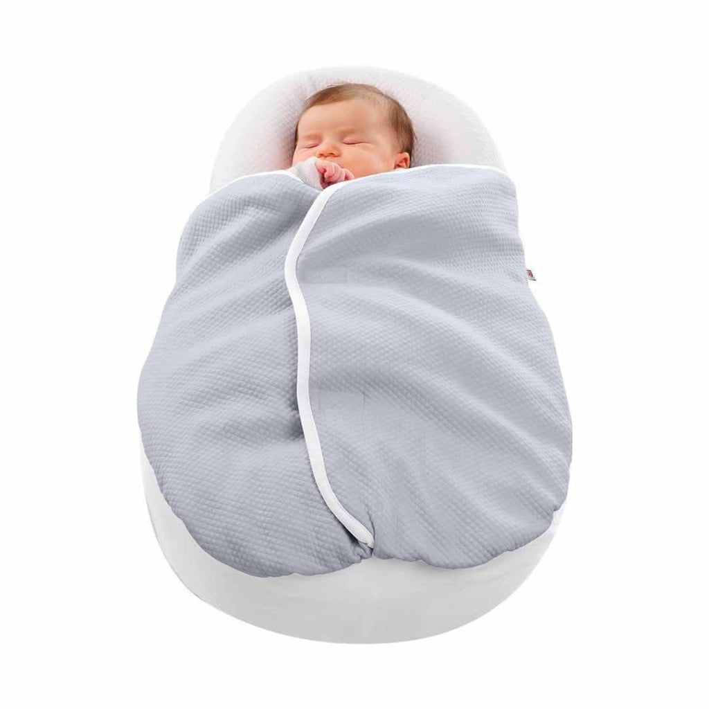 Red Castle Cocoonababy Blanket Grey