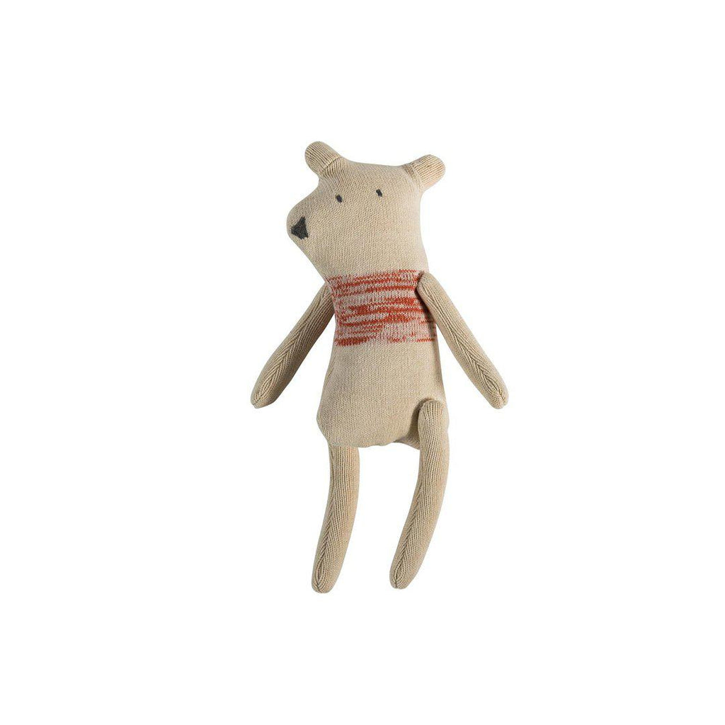 Sebra Beary Knitted Soft Toy-Soft Toys- Natural Baby Shower