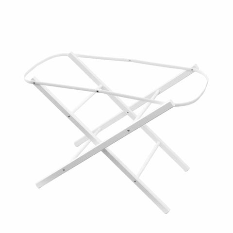 Shnuggle Folding Stand in White