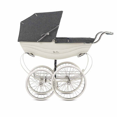 Silver Cross Balmoral Pushchair - Special Edition 140 Years-Strollers- Natural Baby Shower