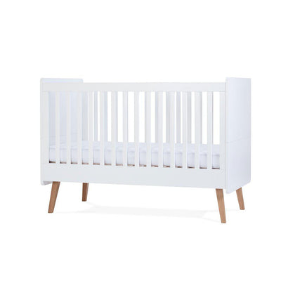 Silver Cross Cot Bed - Brighton-Cot Beds-No Mattress- Natural Baby Shower