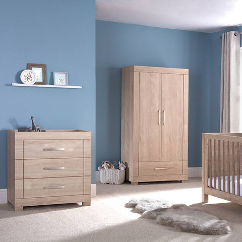 Silver Cross Camberwell Dresser-Dressers & Chests- Natural Baby Shower