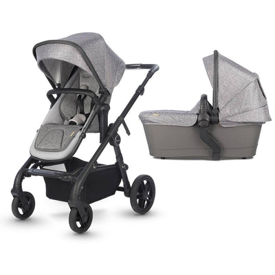 Silver Cross Coast Pushchair - 2020 - Limestone-Strollers- Natural Baby Shower