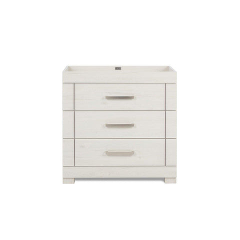 Silver Cross Coastline Dresser-Dressers & Chests- Natural Baby Shower