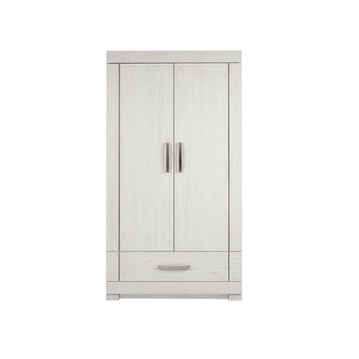 Silver Cross Coastline Wardrobe-Wardrobes- Natural Baby Shower