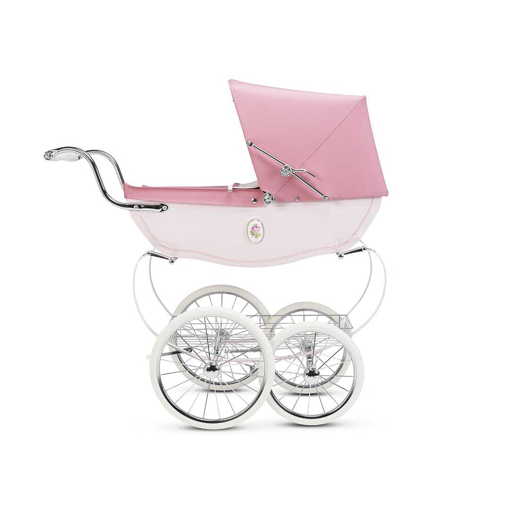 Silver Cross Dolls Pram - Chattsworth Rose-Dolls Prams & Accessories- Natural Baby Shower