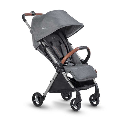 Silver Cross Jet Pushchair - Mist-Strollers- Natural Baby Shower